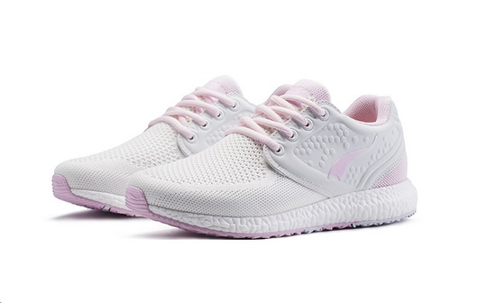ONEMIX Yesterday White/Pink Super Light Walking Women's Shoes
