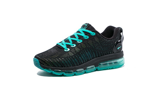 ONEMIX February Black/Teal Trainers Gym Sport Men's Shoes