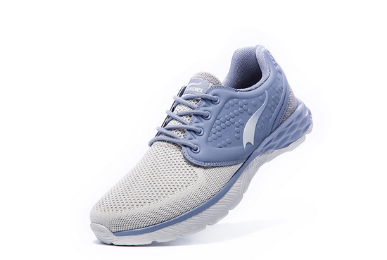 ONEMIX April Gray/Blue Breathable Mesh Men's Shoes