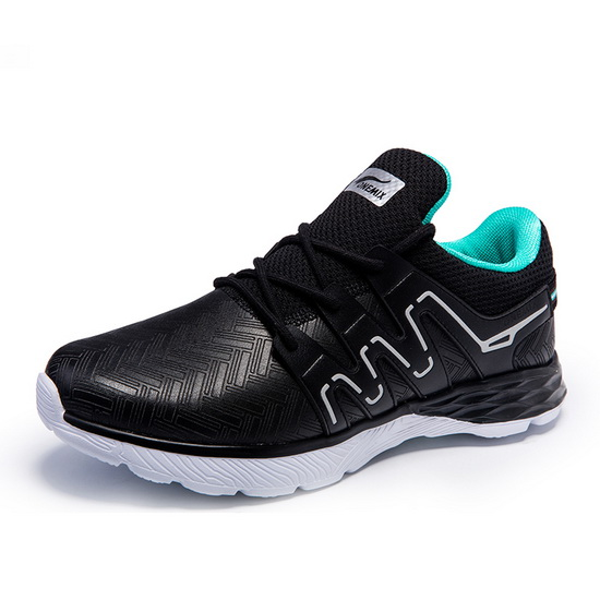 ONEMIX June Black/Silvery Waterproof Running Men's Shoes