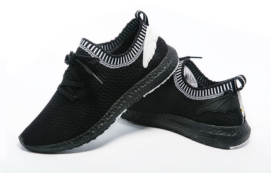 ONEMIX Seeker Black Lifestyle Travelling Men's Shoes