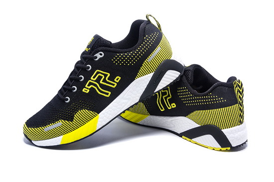 ONEMIX Hotwind Black/Yellow Super Light Outdoor Men's Shoes