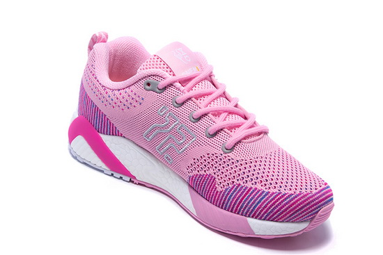 ONEMIX Hotwind Pink/White Travelling College Style Women's Shoes