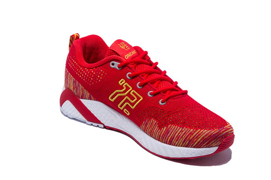 ONEMIX Hotwind Red/White Comfortable Running Men's Shoes