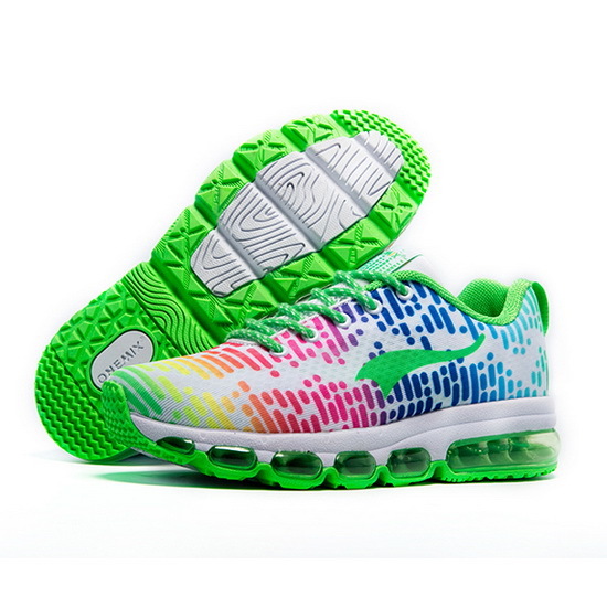 ONEMIX Neptune Green/White Walking Cushioning Women's Shoes