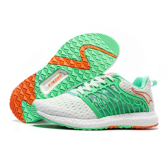 ONEMIX Lightwing Green/White Gym Sport Freak Women's Shoes
