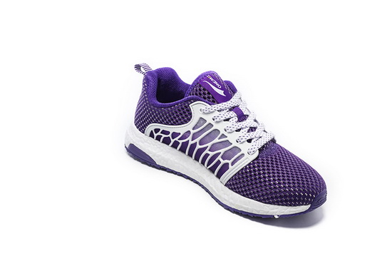 ONEMIX Lightwing Purple/White Trainers Comfortable Women's Shoes