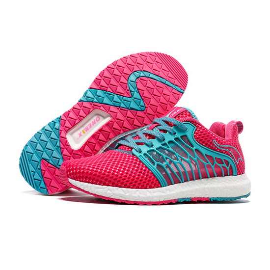 ONEMIX Lightwing Teal/Red Lifestyle Lucky Women's Shoes