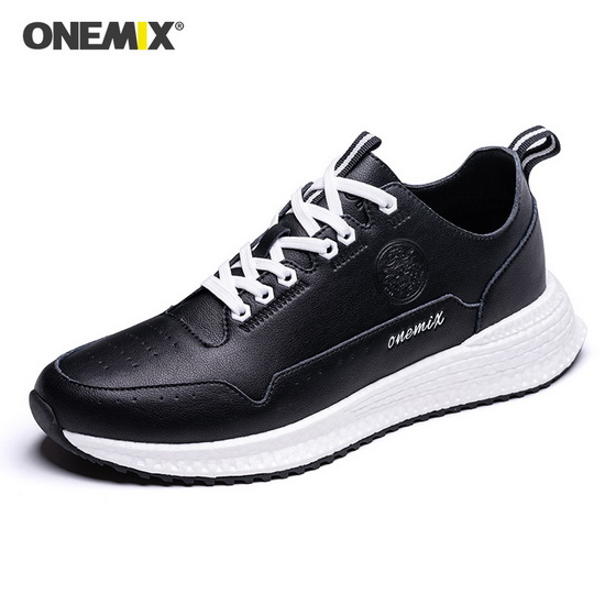 ONEMIX Scorpius Black Waterproof Lightweight Men's Shoes