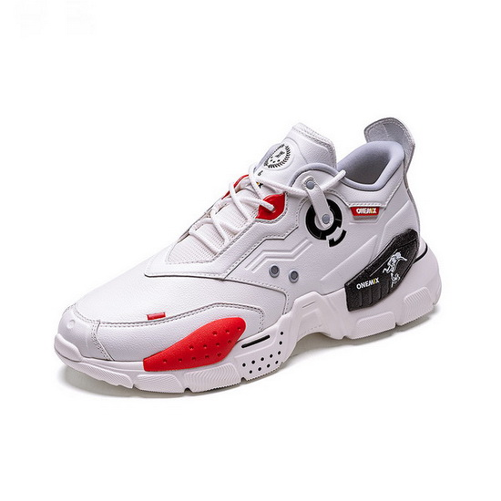 ONEMIX White/Red Space Z Trekking Men's/Women's Shoes